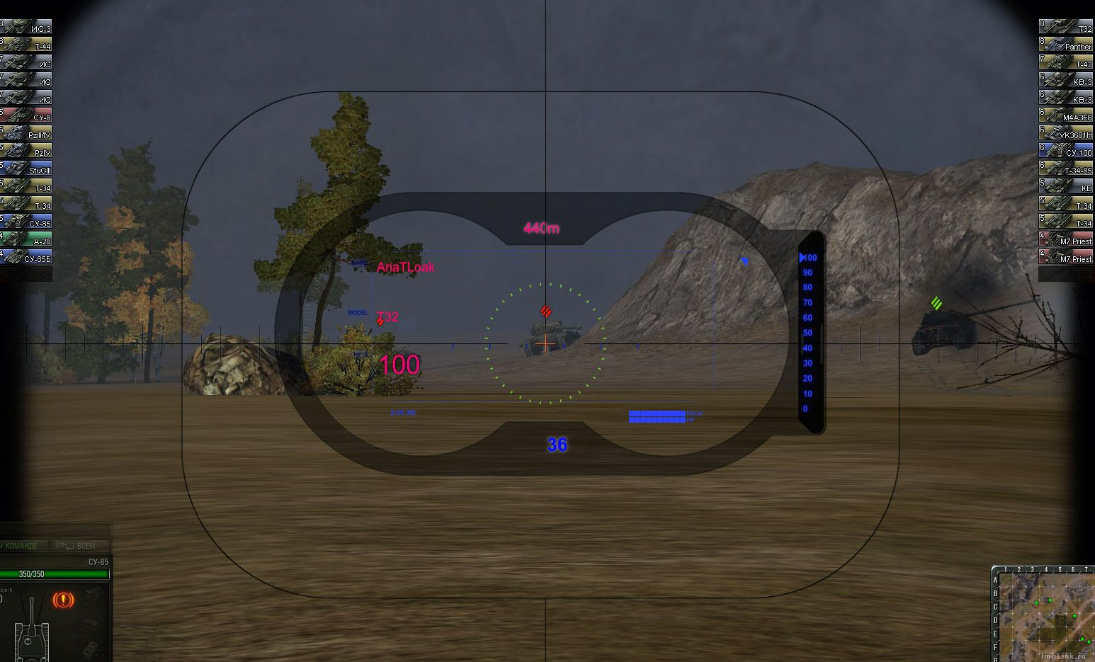 Снайперский прицел от marsoff 5adbd10c7dcd260c26dfb3bd50355a23