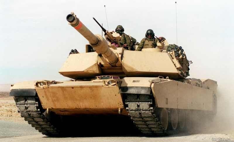 Abrams горит как спичка. Саудовская Аравия купит еще 153 машины