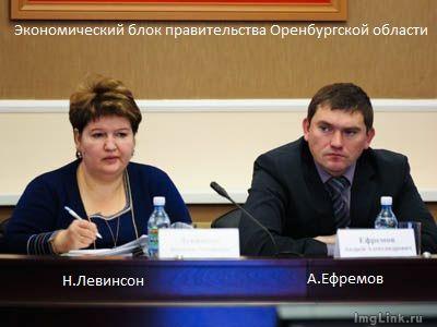 Н.Левинсое и А.Ефремов
